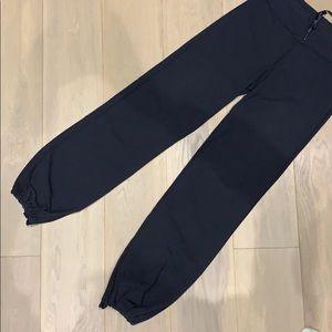 Lululemon joggers (lulu legging fabric)
